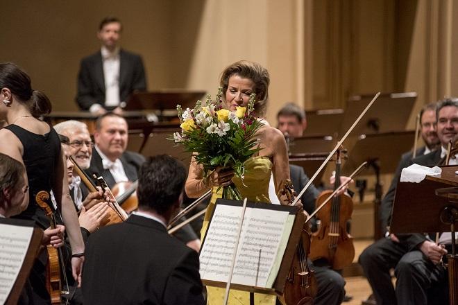 Česká filharmonie - Anne-Sophie Mutter - Praha 27.4.2016 (foto Petr Kadlec)