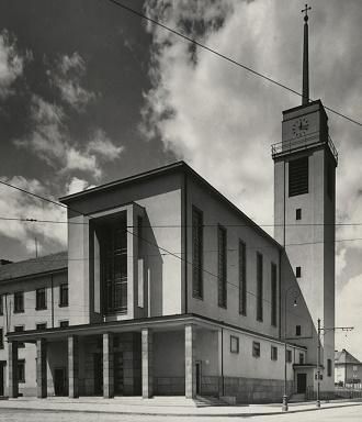 Kostel svatého Augustina Brno (zdroj operadiversa.cz)
