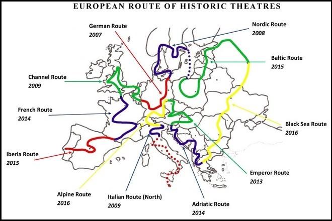 Evropská cesta historickými divadly (zdroj idu.cz)