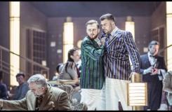 Charles Gounod: Romeo a Julie (Roméo et Juliette) - Michael Skalický (Hrabě Paris), Martin Gyimesi (Tybalt) - ND Praha 2016 (foto Patrik Borecký)