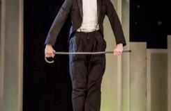 Marie Stockhausen: Charlie Chaplin - Tiroler Landestheater Innsbruck 2015 (foto Tiroler Landestheater Innsbruck)