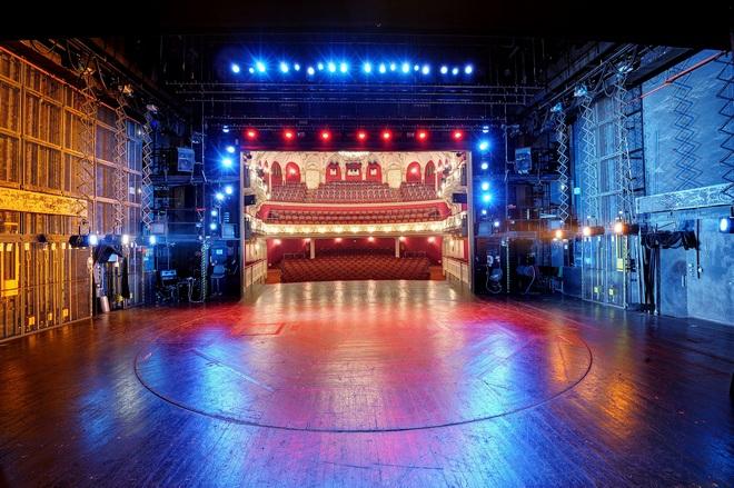 Divadlo Antonína Dvořáka Ostrava (foto archiv)