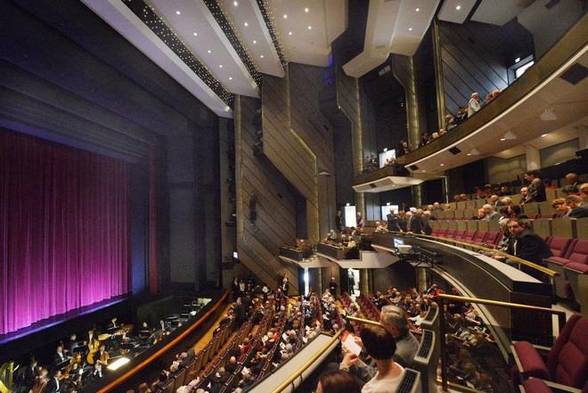 Theater Chemnitz (foto Pavel Horník)