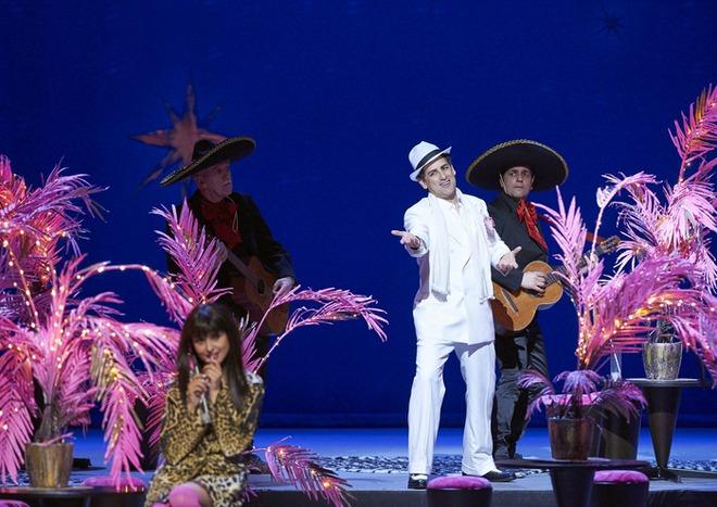 G. Donizetti: Don Pasquale - Valentina Nafornita (Norina), Juan Diego Flórez (Ernesto) - WSO 2015 (foto © Barbara Zeininger)