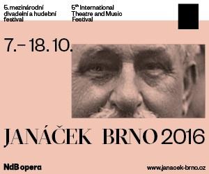 banner Janáček Brno