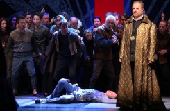 Verdiho Don Carlo v Landesbühnen Sachsen