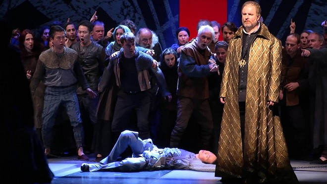 Giuseppe Verdi: Don Carlo - Landesbühne Sachsen 2016 (foto Hagen König)