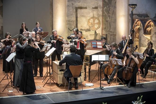 G.F.Händel: Il delirio amoroso - Collegium 1704, V.Luks - Praha 21.4.2016 (foto © Petra Hajská)