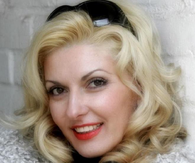 Iordanka Derilova (foto archiv umělkyně)