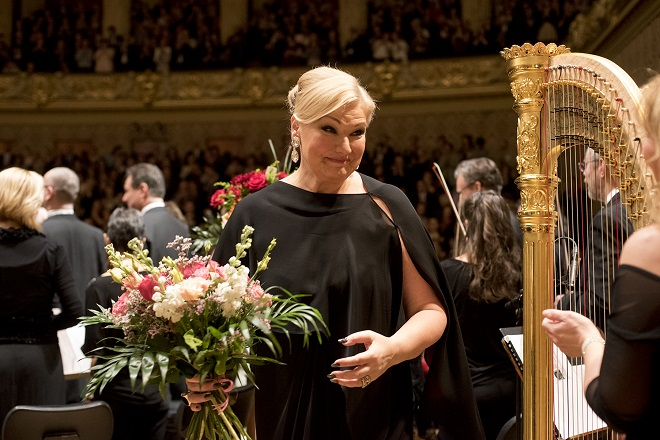 L.Janáček: Její pastorkyňa - Karita Mattila - Praha 15.4.2016 (foto Petr Kadlec)