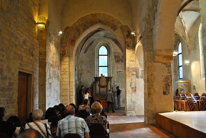 Kostel sv. Vavřince na Malé Straně (foto archiv)
