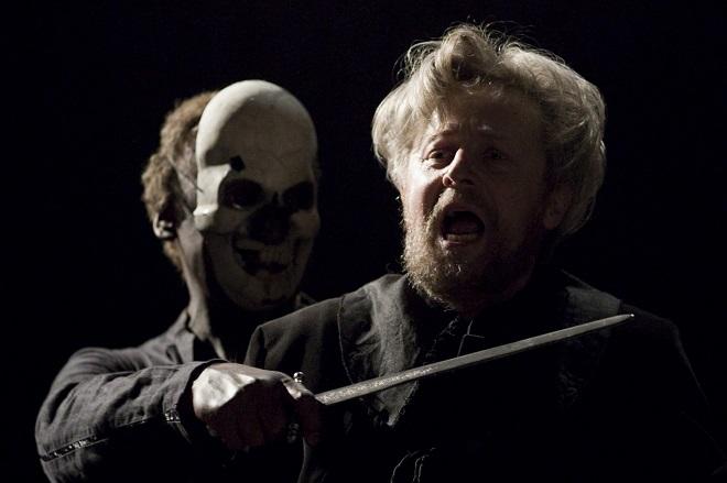 Krzysztof Penderecki: Černá maska (zdroj operabaltycka.pl)