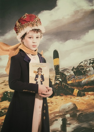 Malý princ (foto ND)