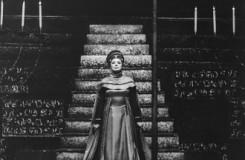 G. Verdi: Nabucco - Anna Starostová (Abigail) - premiéra v SND1966 (foto archív SND / foto Kamil Vyskočil)
