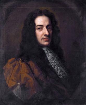 Nicola Matteis - malba Godfrey Kneller 1682 (zdroj en.wikipedia.org)
