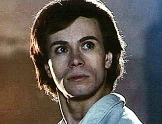 Olověná noc - réžia Petr Weigl - Lubomír Kafka - 1985 (TV) (foto archív Petra Weigla)
