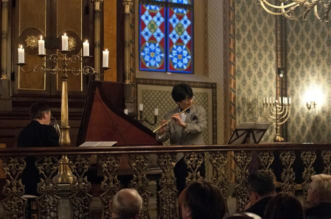 Pardubické hudební jaro 2016 – Jaroslav Tůma, Yoshimi Oshima – Heřmanův Městec 15.4.2016 (foto Lada Kolesárová)(4)