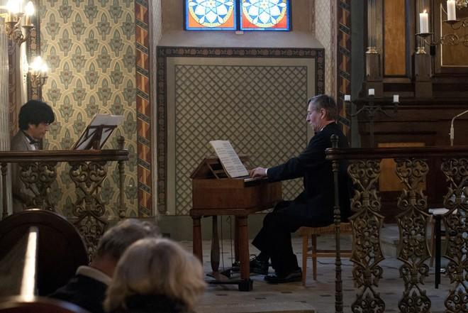 Pardubické hudební jaro 2016 – Jaroslav Tůma, Yoshimi Oshima – Heřmanův Městec 15.4.2016 (foto Lada Kolesárová)