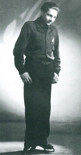 Pavel Šmok, 1946 (foto archiv PKB)