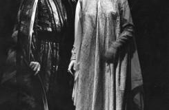 R. Wagner: Rienzi - Gustáv Papp (Cola Rienzi), Elena Kittnárová (Irena) - SND 1967 (foto archív SND / Jozef Vavro)
