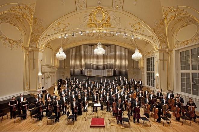Slovenská filharmónia (zdroj SF)