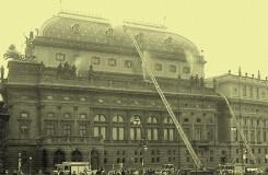 Před sto lety zemřel architekt Josef Schulz, který po požáru dokončil Národní divadlo