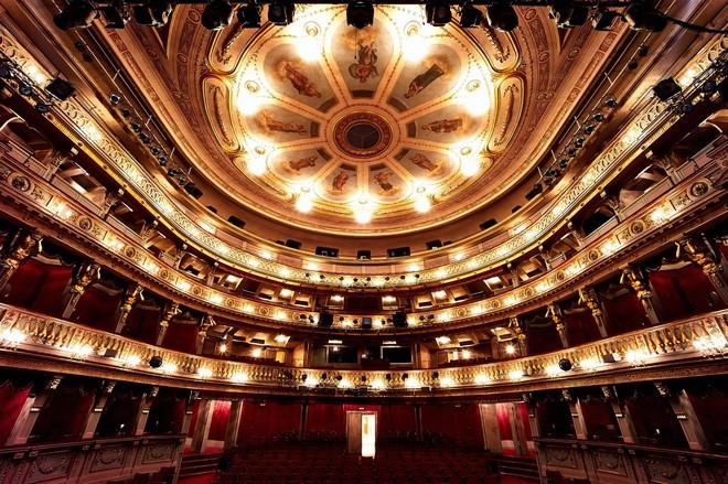Theater an der Wien (foto Peter Mayr/FB Theater an der Wien)