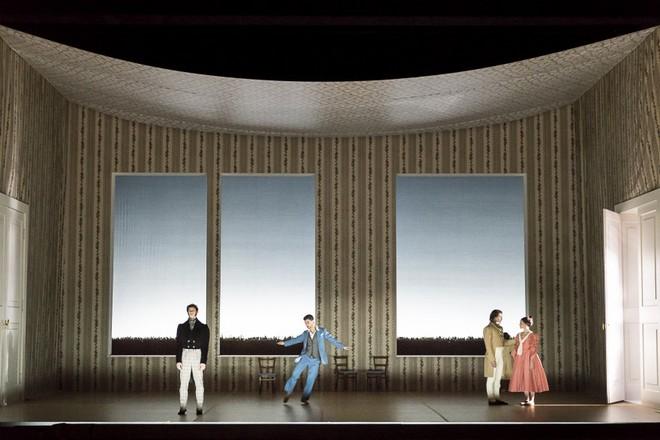 Jörg Weinöhl: Und der Himmel so weit – Ein Ballettabend für Franz Schubert - Oper Graz 2016 (foto Oper Graz)