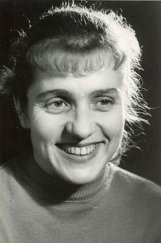 Věra Untermüllerová (foto archiv DJKT Plzeň)