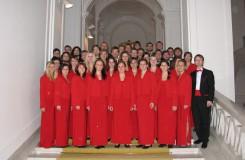 Pěvecký sbor Masarykovy univerzity v Brně vyhrál soutěž ve Švýcarsku