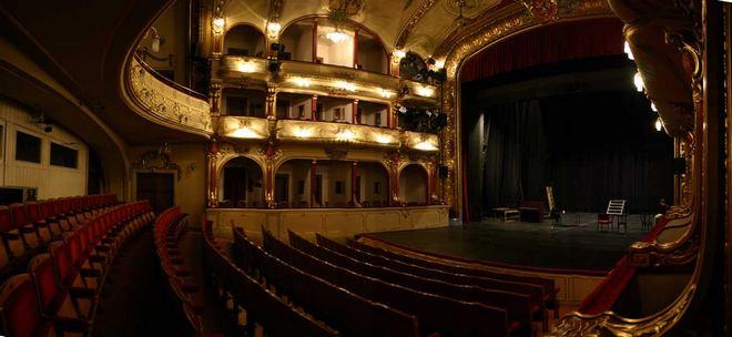 Severočeské divadlo Ústí nad Labem (zdroj operabalet.cz)