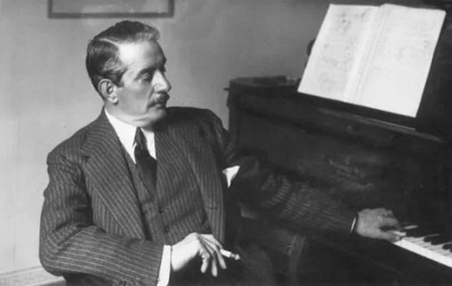 Giacomo Puccini (foto archiv)