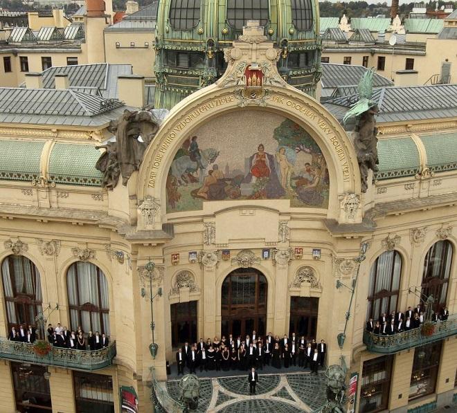 Obecní dům - Symfonický orchestr hl.m.Prahy FOK (zdroj fok.cz)