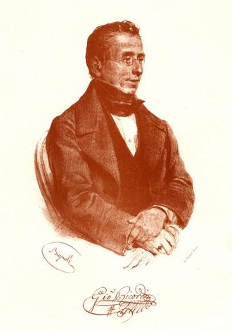 Giovanni Ricordi (foto archiv autora)