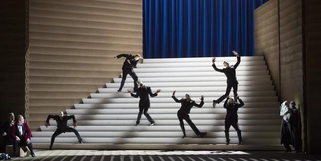Giuseppe Verdi: Rigoletto - Opéra national de Paris 2016 (foto © Monika Rittershaus)