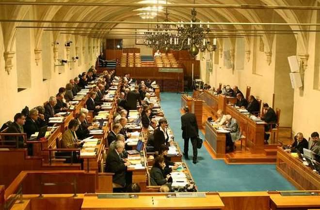 Senát Parlamentu ČR (foto archiv)