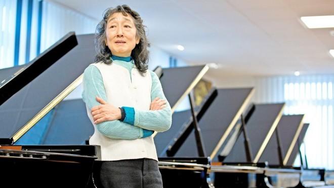 Mitsuko Uchida (foto archiv autora)