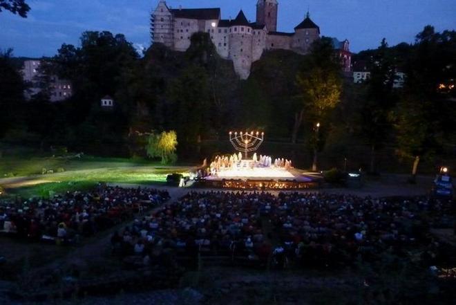 G.Verdi: Nabucco - Loketské kulturní léto (foto archiv)
