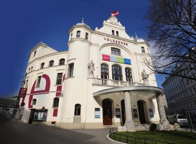 Volksoper Vídeň (foto archiv)