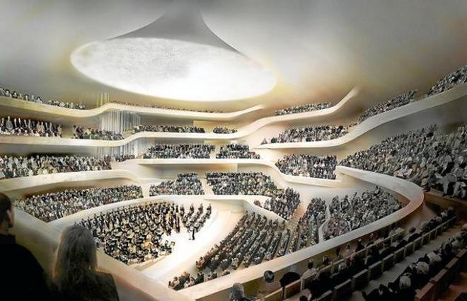 Elbphilharmonie Hamburk (zdroj wn.de)