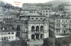 Před 130 lety bylo otevřeno Městské divadlo v Karlových Varech