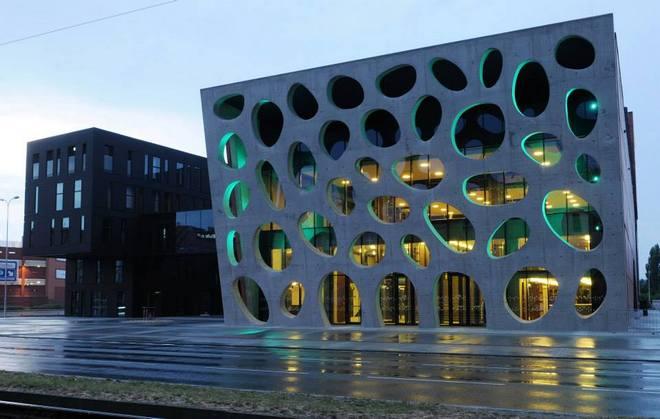 Nové divadlo v Plzni (foto Pavel Křivánek)