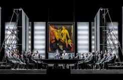 Hindemithův Malíř Mathis v Drážďanech
