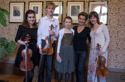 Masterclass s Anne-Sophie Mutter