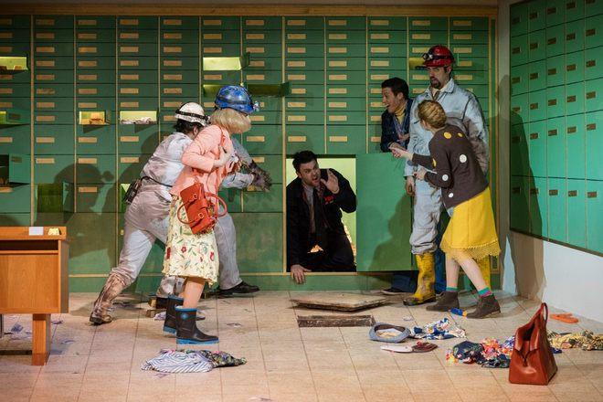 E.Humperdinck: Hänsel und Gretel - Kammeroper Wien (foto Kammeroper Wien/