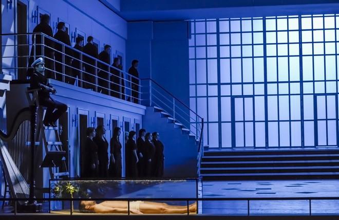 Bohuslav Martinů: Epos o Gilgamešovi/Henry Purcell: Dido a Aeneas - ND Brno 2016 (foto ND Brno)