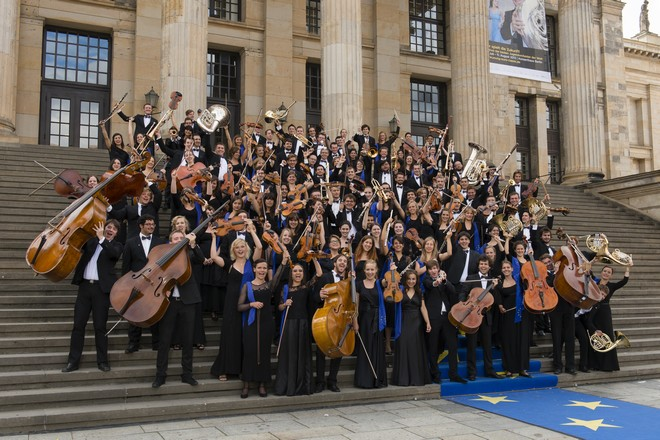 European Union Youth Orchestra (foto Peter Adamik)