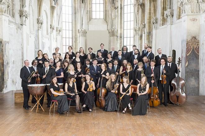 Collegium 1704 (foto Petra Hajská)