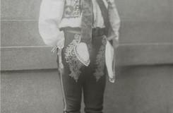 Leoš Janáček: Její pastorkyňa - Antonín Lebeda (Števa) - ND Praha 1916 (foto archiv ND Praha)