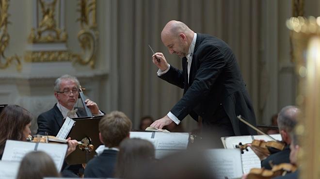 G.Mahler: Symfónia č.2- Auferstehung - Emmanuel Villaume -19.5.2016 Bratislava (foto © Jan Lukáš)